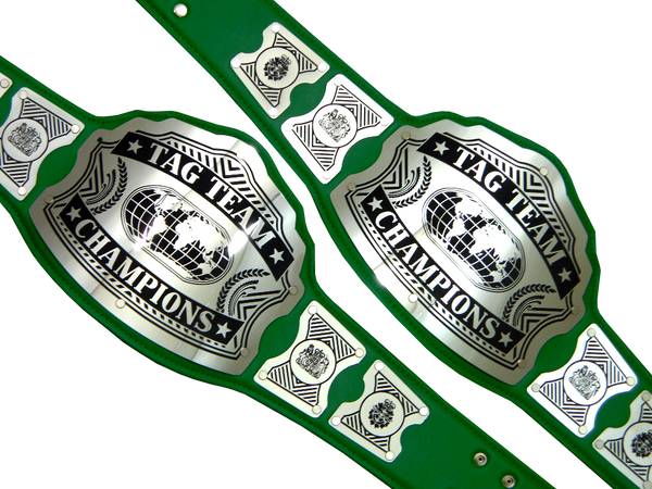 Tag Team Championship Belts Pioneer Series