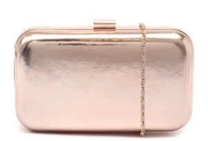 Verali Titan Rose Gold Clutch