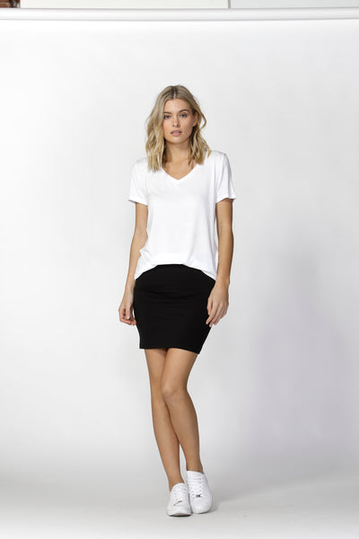 Betty Basics Kylie Mini Skirt Black