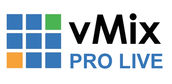 vMix Pro live production software