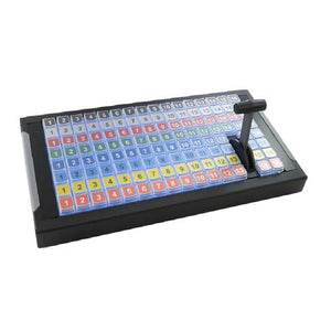 X-keys XKE-124 T Bar USB Keyboard