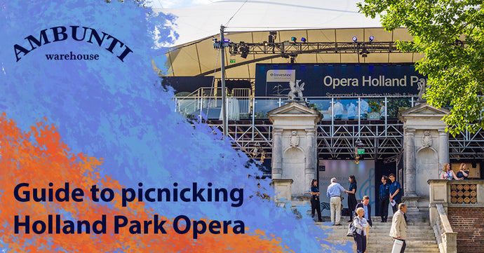 Picnic at Holland Park Opera