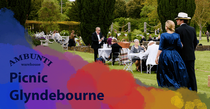 Picnic in style while watching the opera at Glyndebourne