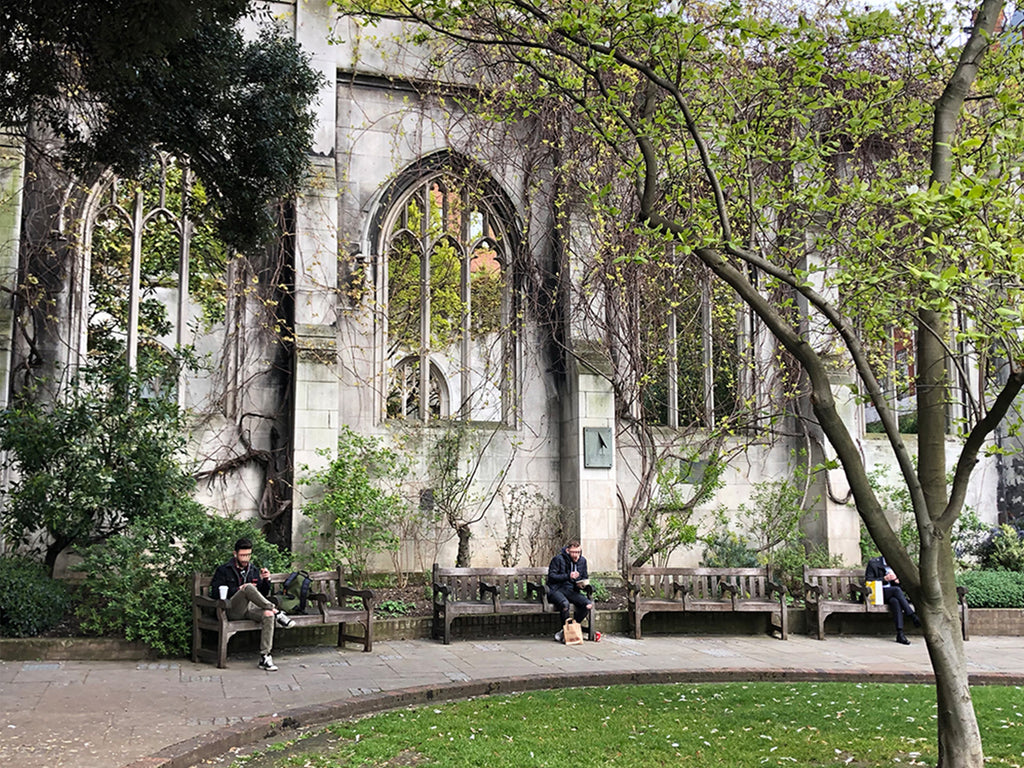 Church of St Dunstan Picnic Area