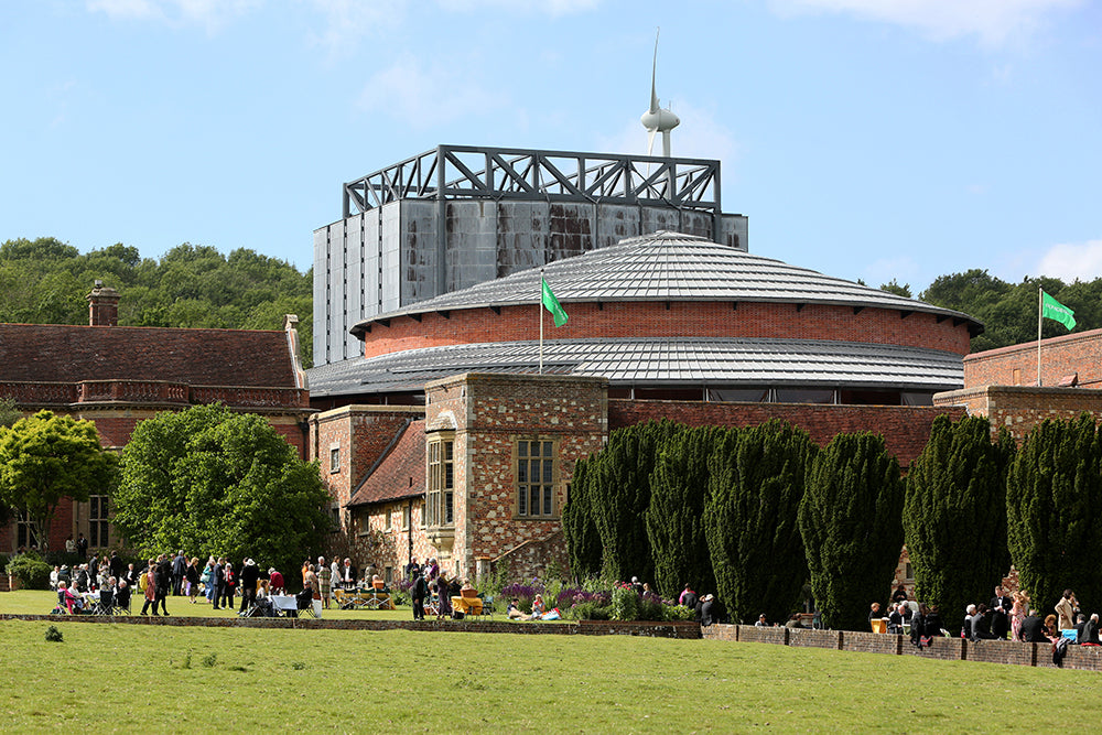The theatre at Glyndebourne opera
