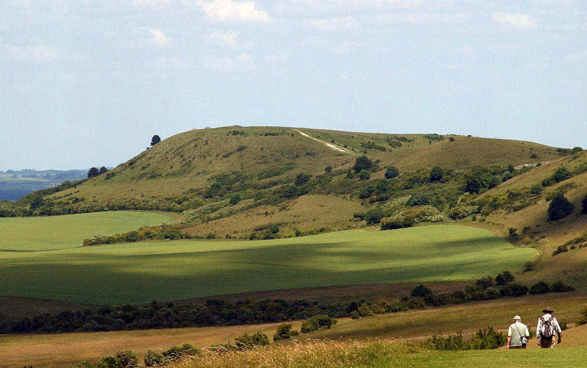 Ivinghoe Beacon is fantastic for a summer picnic