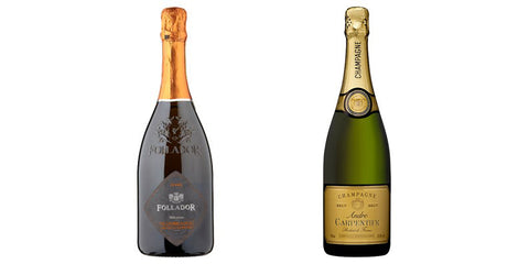 Sparkling wine for autumn