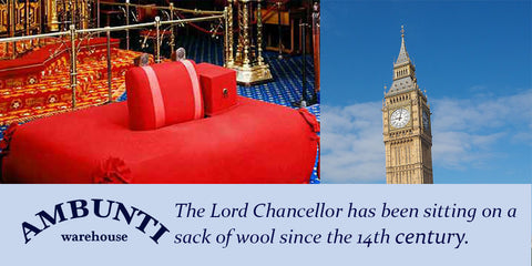 The Woolsack and the House of Lords