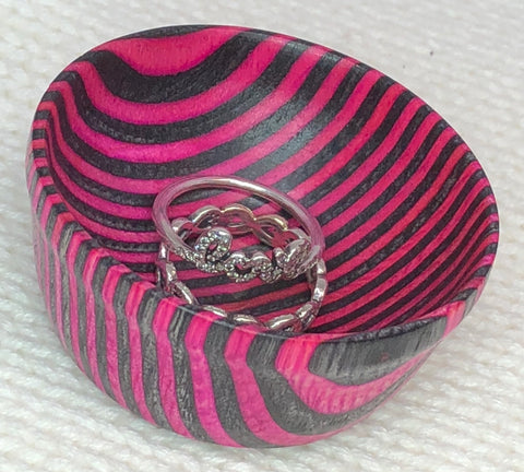 Ring Bowl - Pink Lady (SpectraPly)