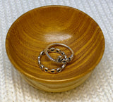 Ring Bowl - Mulberry 6cm