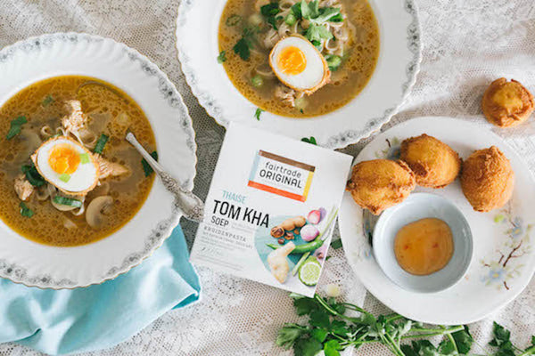 Tom Kha Gewürzpaste für Suppe - Fairtrade Original