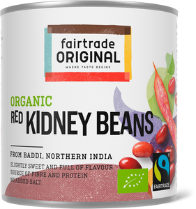 Rote Bio-Kidneybohnen - Fairtrade Original