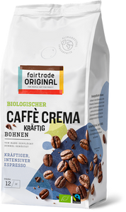 Bio-Caffè Crema - Fairtrade Original