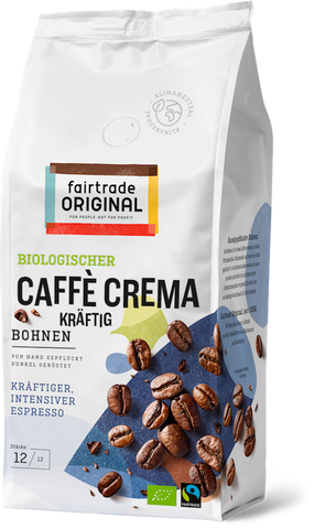 Bio-Caffè Crema (- 30 %) - Fairtrade Original
