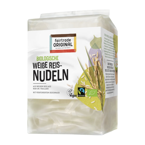 Bio-Reisnudeln - Fairtrade Original