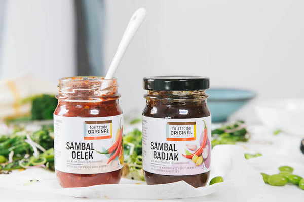 Sambal Oelek - Fairtrade Original