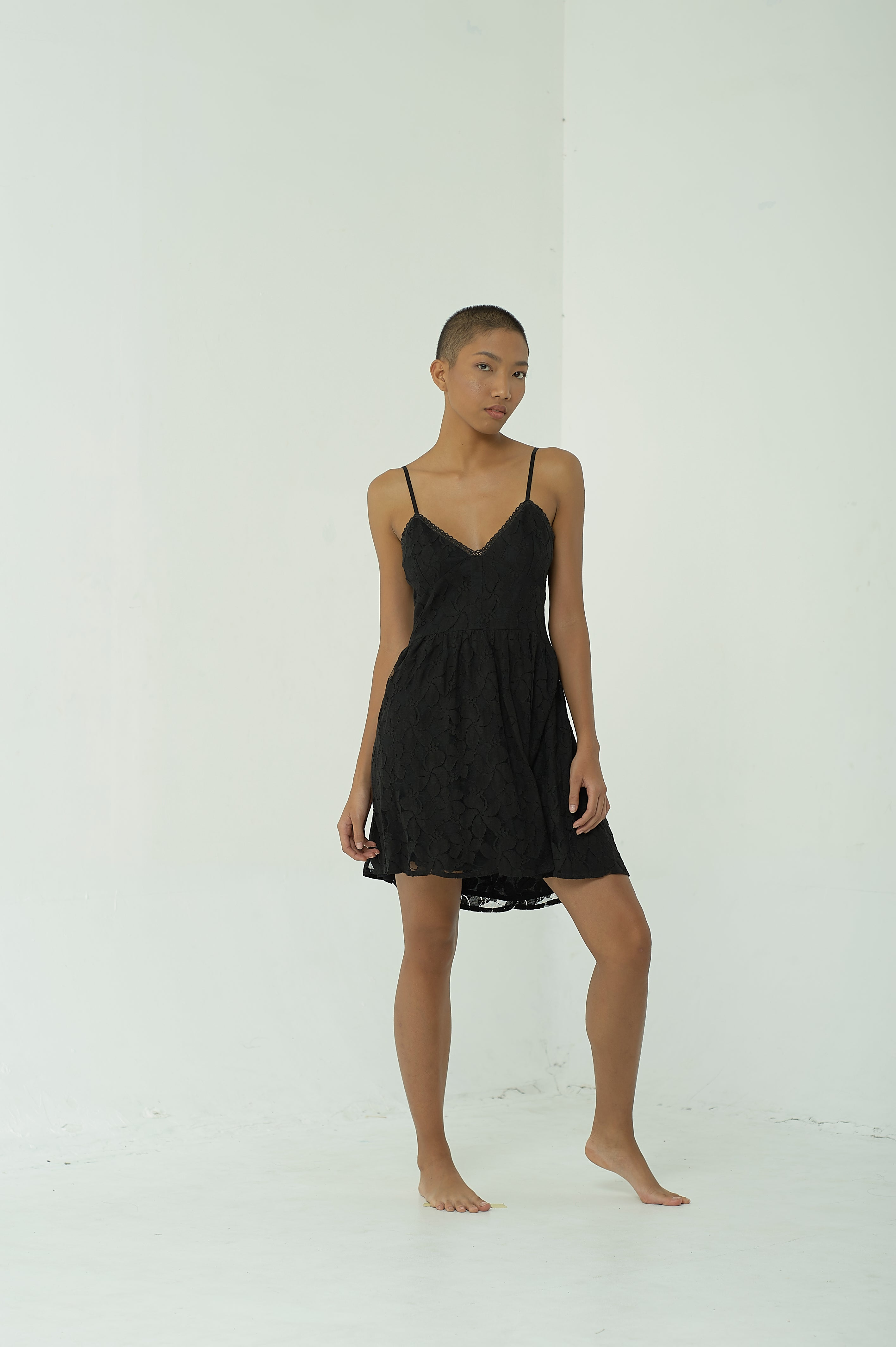 Balthasar Black Dress