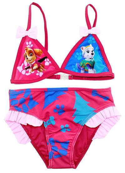 eb47fe420573d Paw Patrol Official Licensed Nickelodeon Girls Swimming Costume ...
