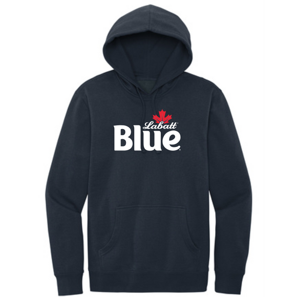 District Men's VIT Labatt Blue Hoodie