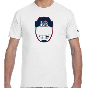Labatt Blue Light Hockey Head Tee