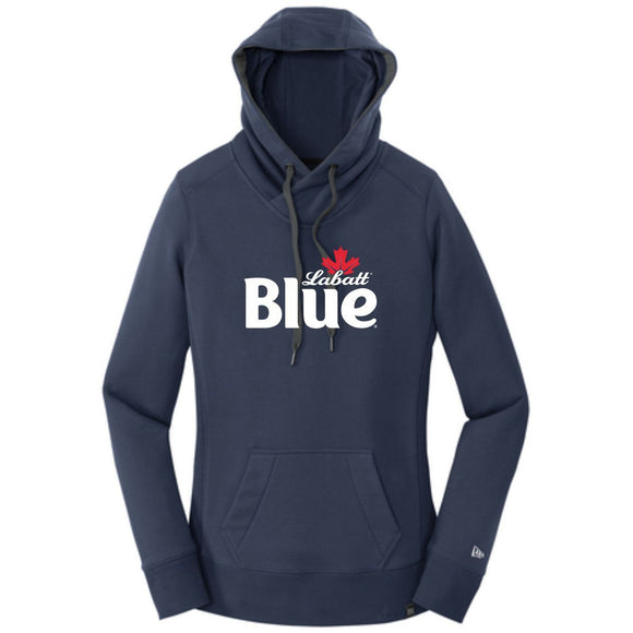New Era Women's French Terry Pullover Hoodie