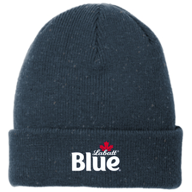 Labatt Blue New Era Speckled Beanie