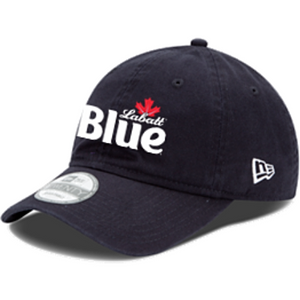 Labatt Blue New Era Adjustable Structured Cap