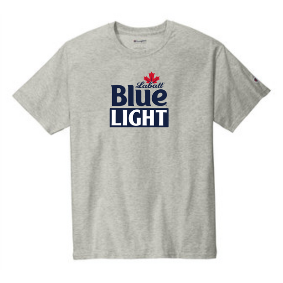 Labatt Blue Light Champion Jersey Tee