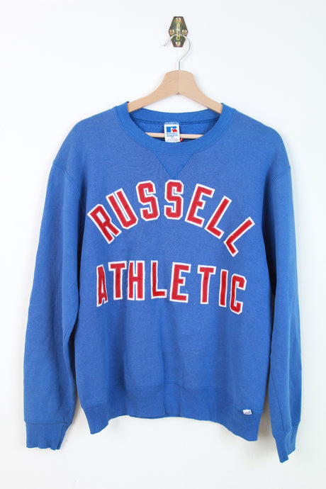 RUSSELL ATHLETIC COLLEGE LETTER SWEATER