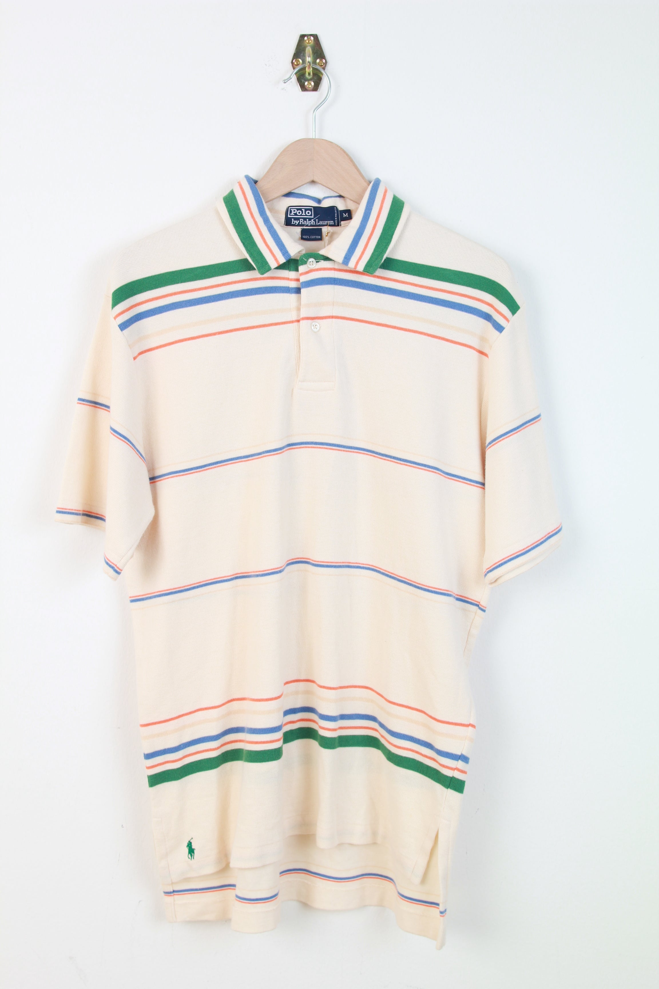 RALPH LAUREN COLORBLOCK POLO SHIRT