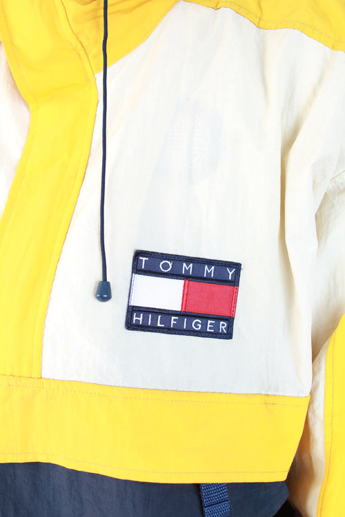 TOMMY HILFIGER SAILING GEAR WINDBREAKER