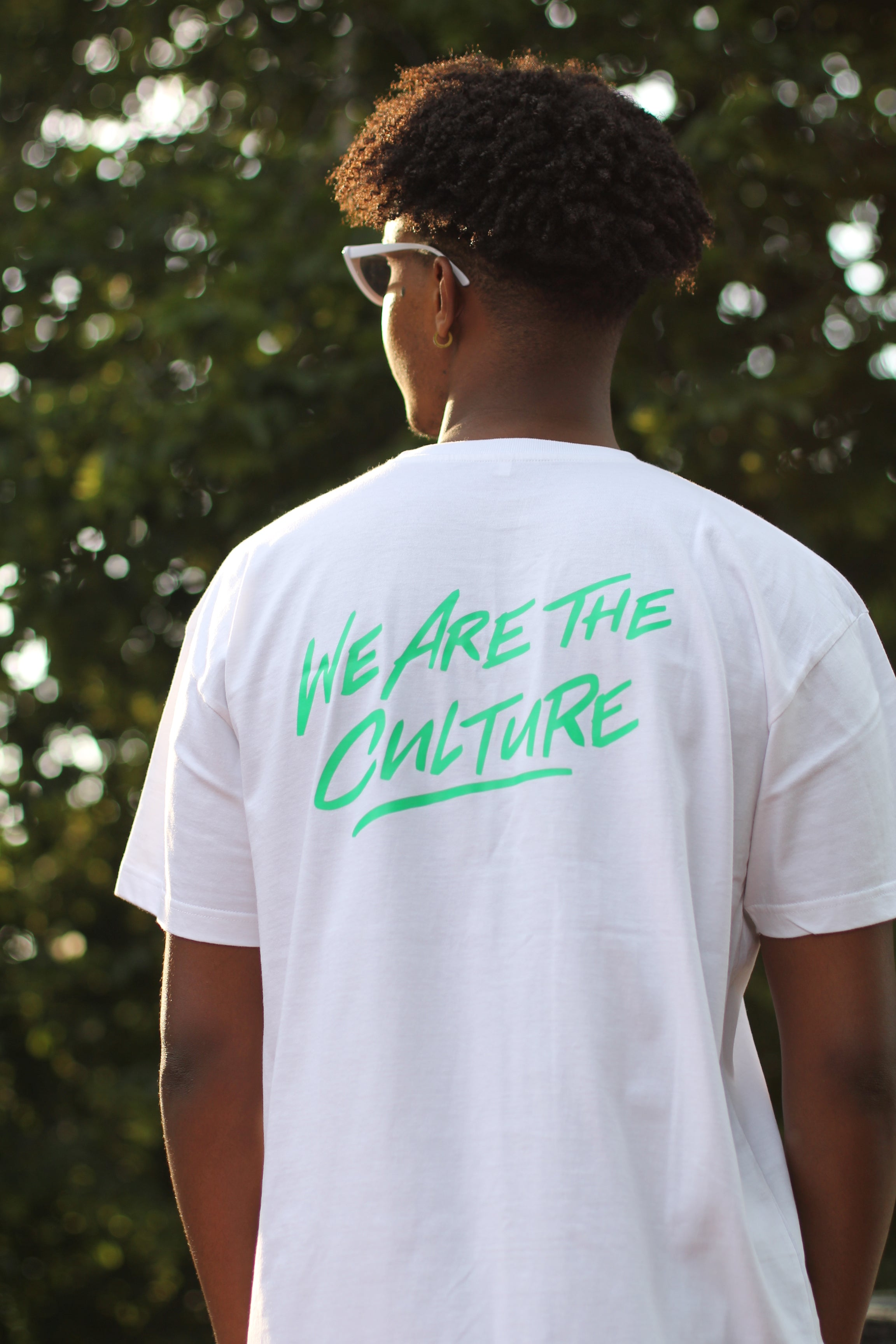 WE ARE THE CULTURE TEE