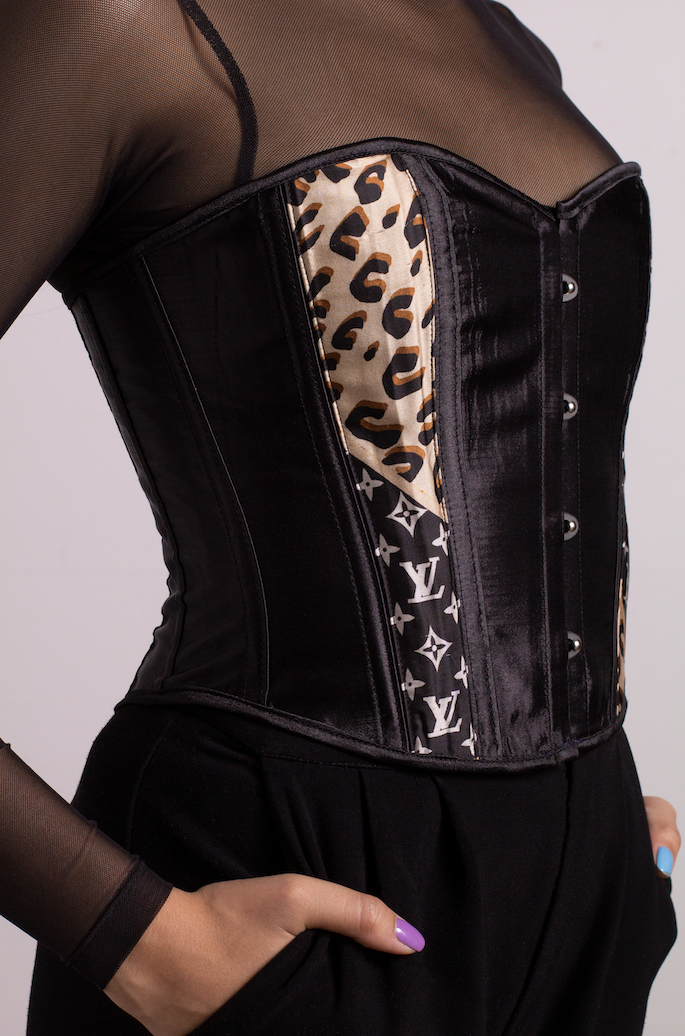 LOUIS VUITTON REWORKED CORSET BY NUMENAÏS