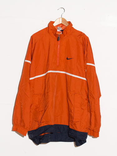NIKE WINDBREAKER ORANGE