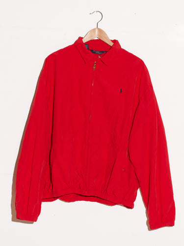 CLASSIC POLO BY RALPH LAUREN WINDBREAKER