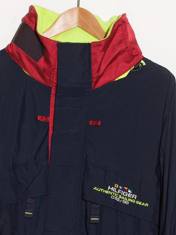 TOMMY HILFIGER FULL ZIP JACKET