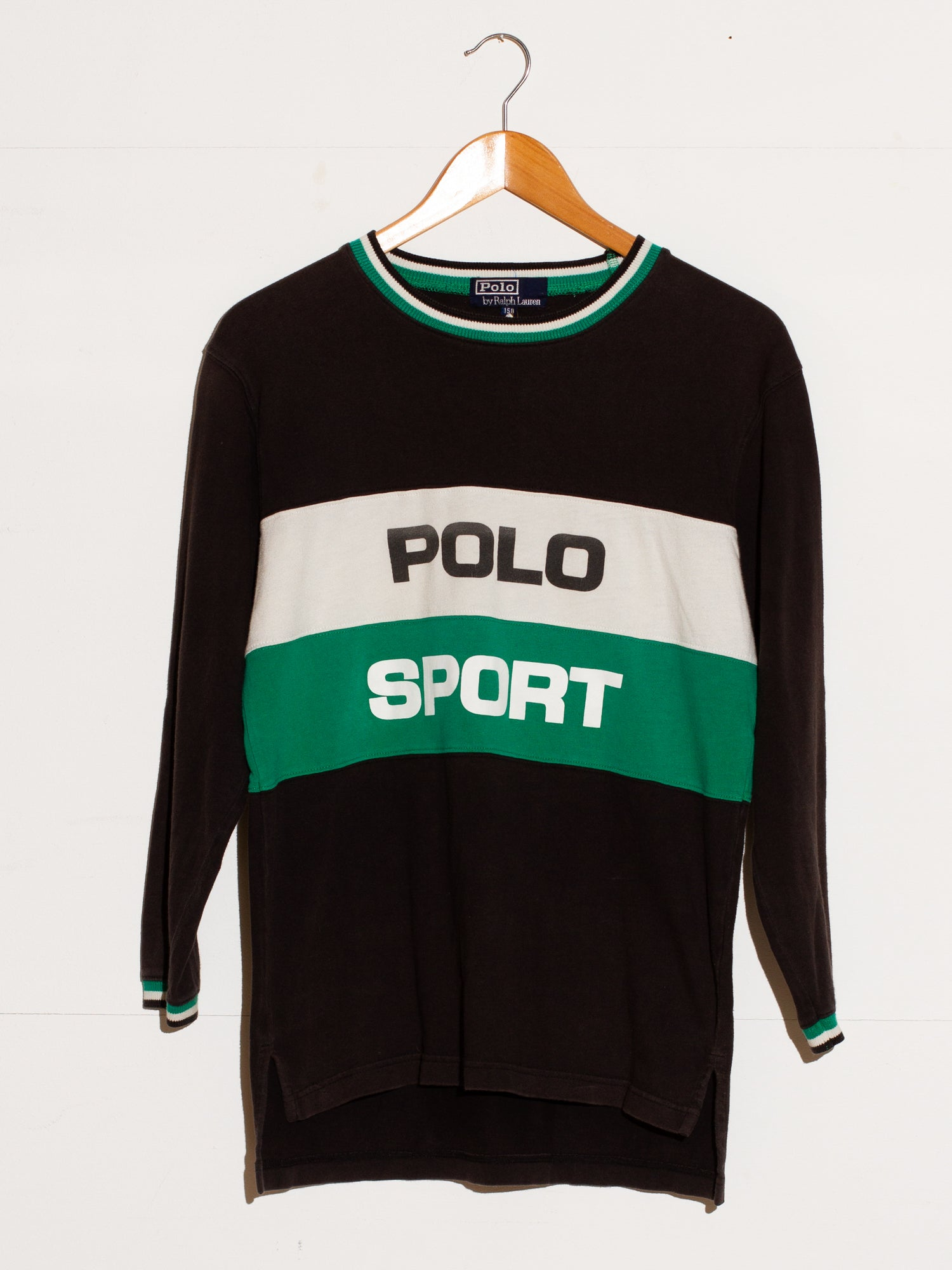 POLO SPORT BIG LOGO SWEATER