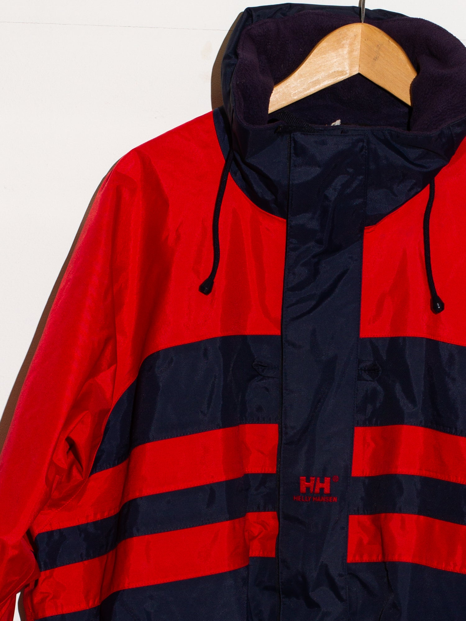 HELLY HANSEN HOODED WINDBREAKER
