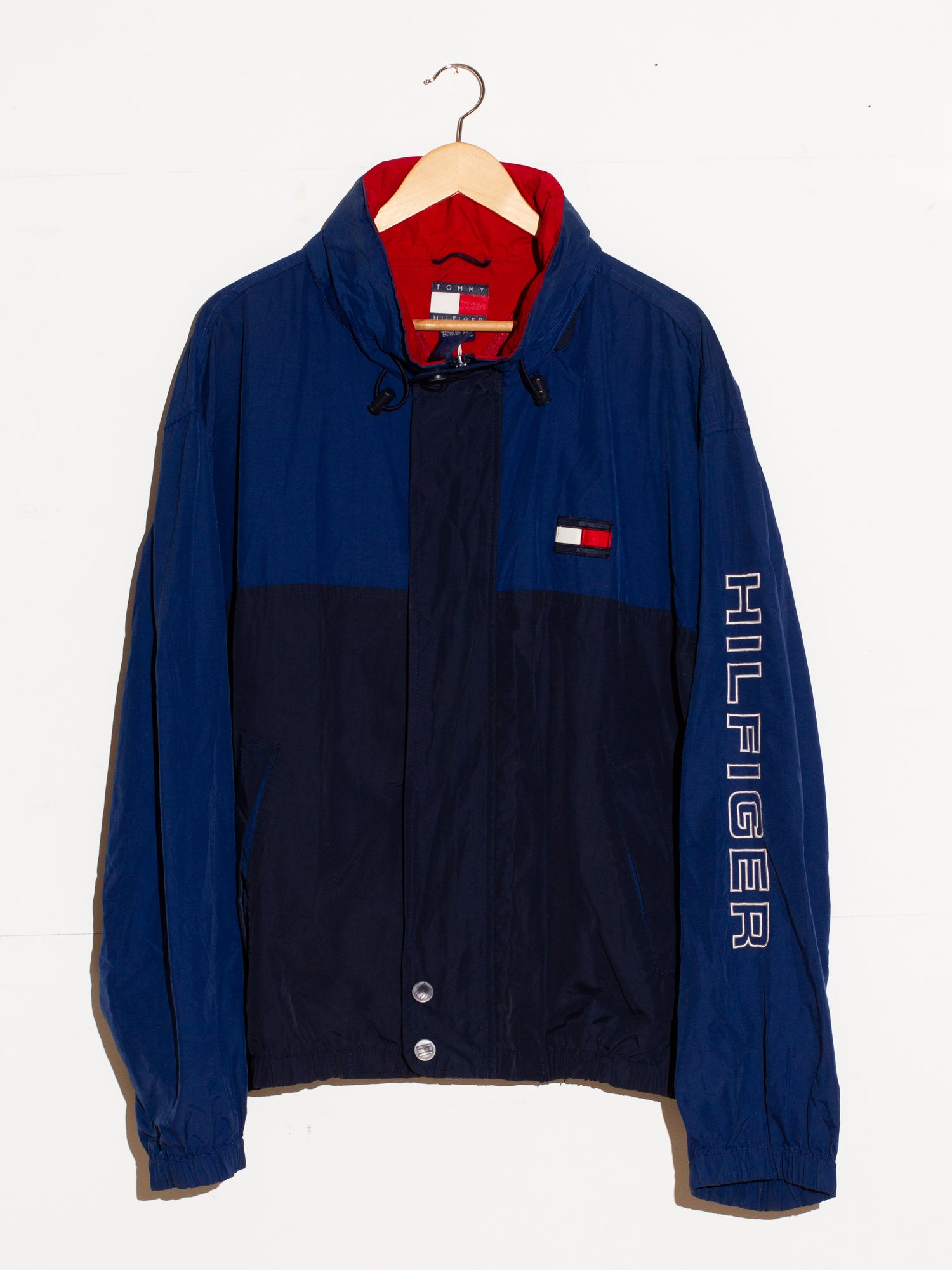 TOMMY HILFIGER HOODLESS WINTER JACKET