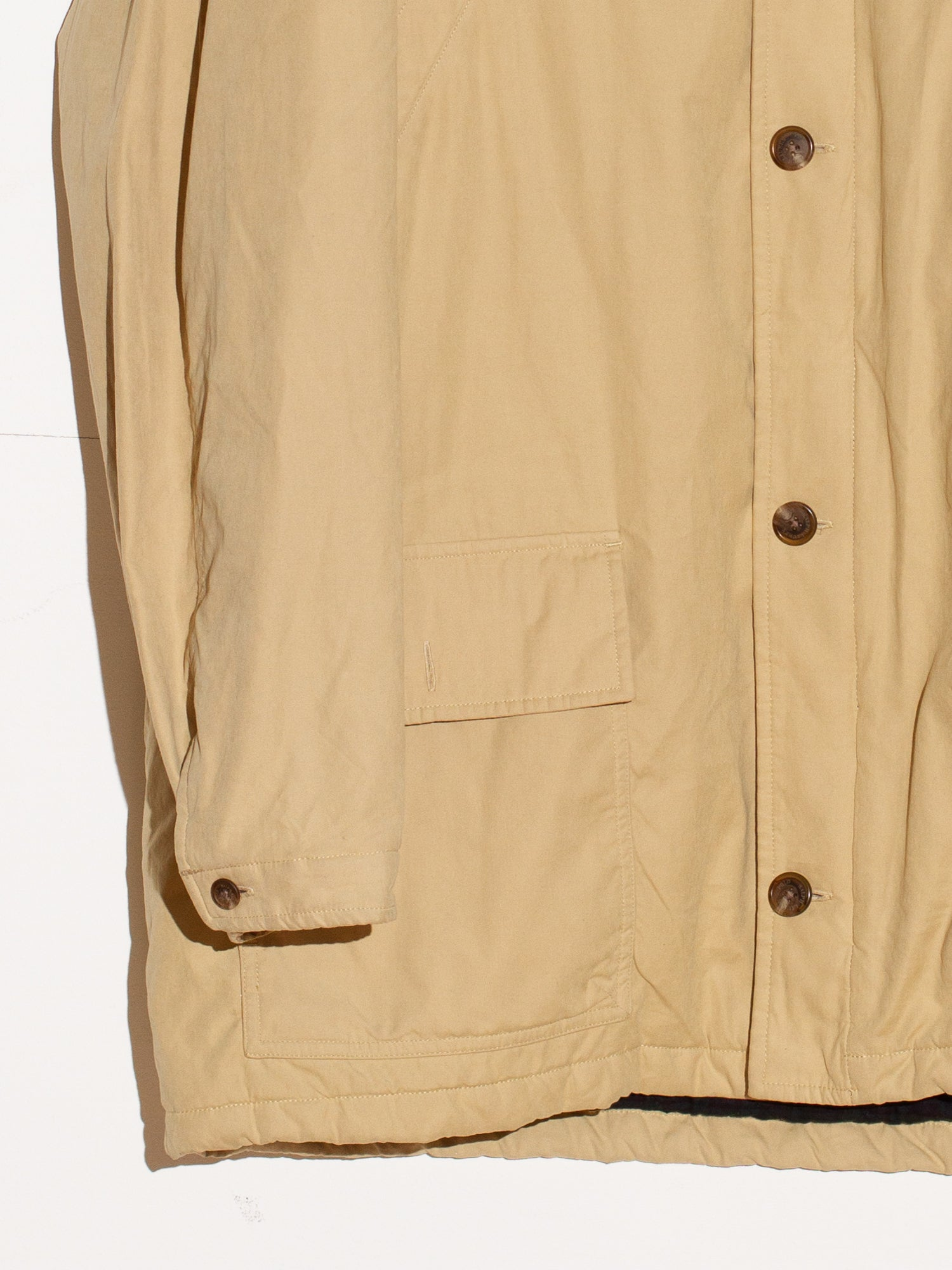 POLO BY RALPH LAUREN BEIGE COAT