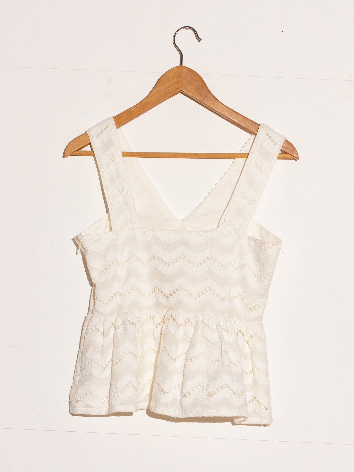 WHISTLES ELEGANT LACE TOP