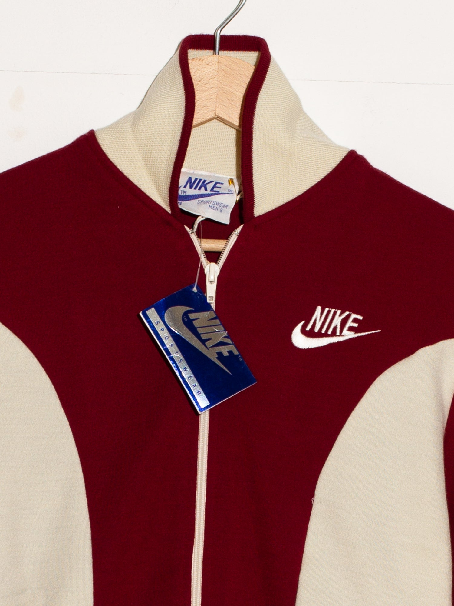 NIKE VINTAGE SWEAT JACKET