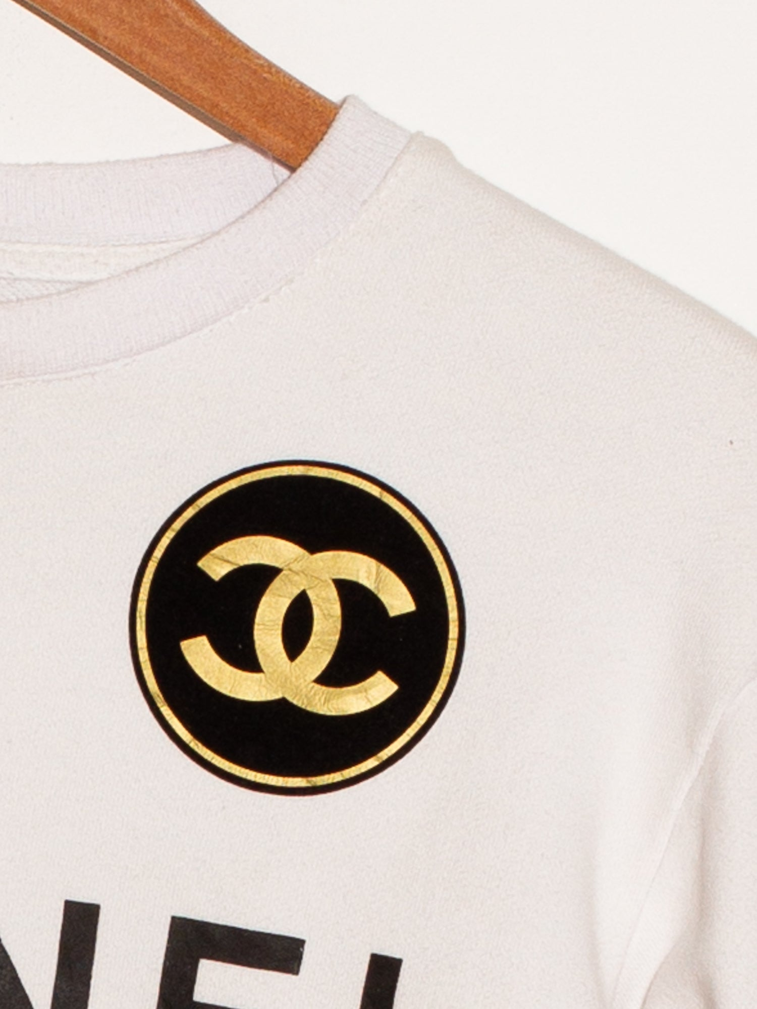NIKE X CHANEL COLLAB SWEATER