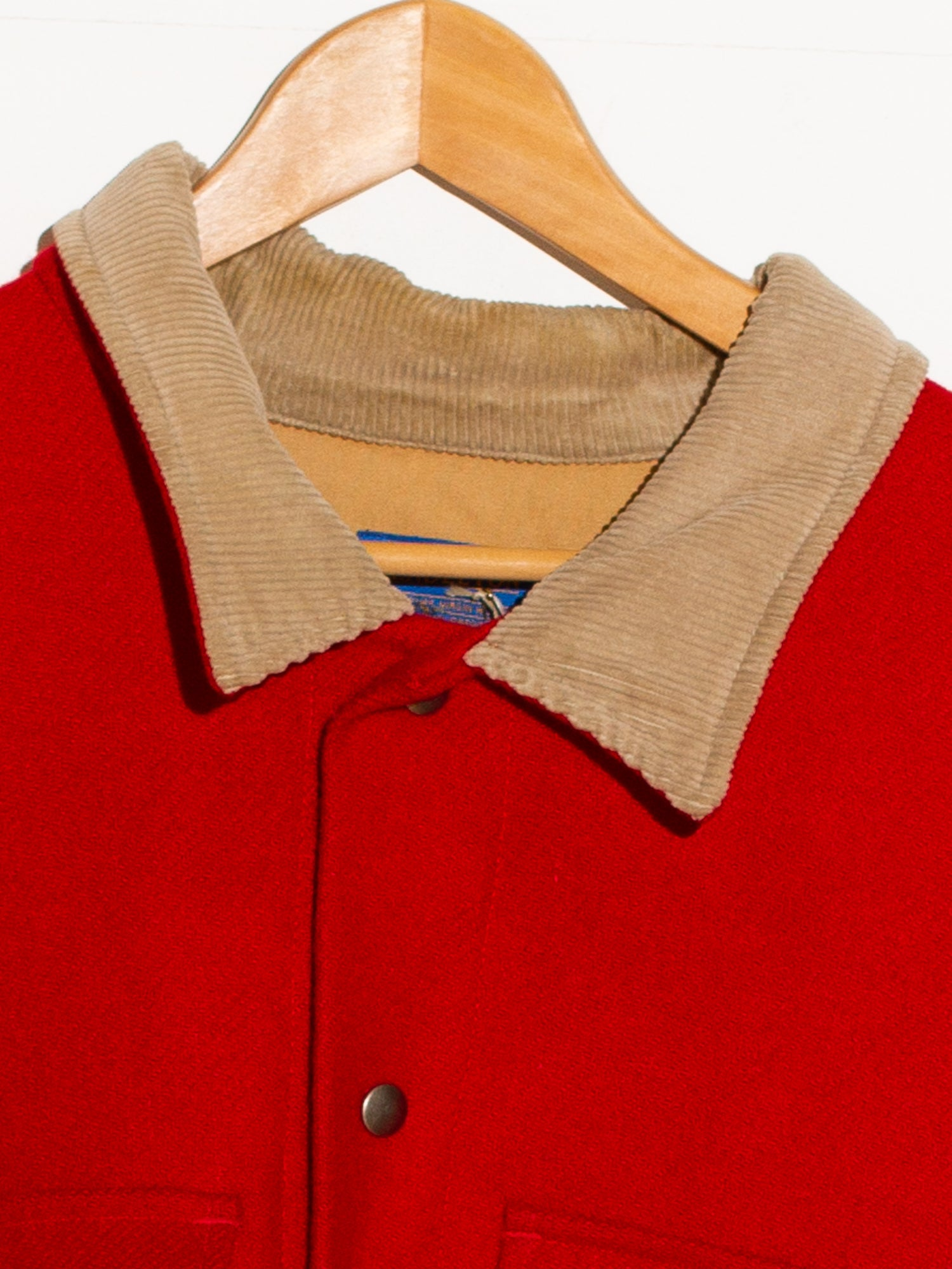 PENDLETON CORDUROY COLLAR JACKET