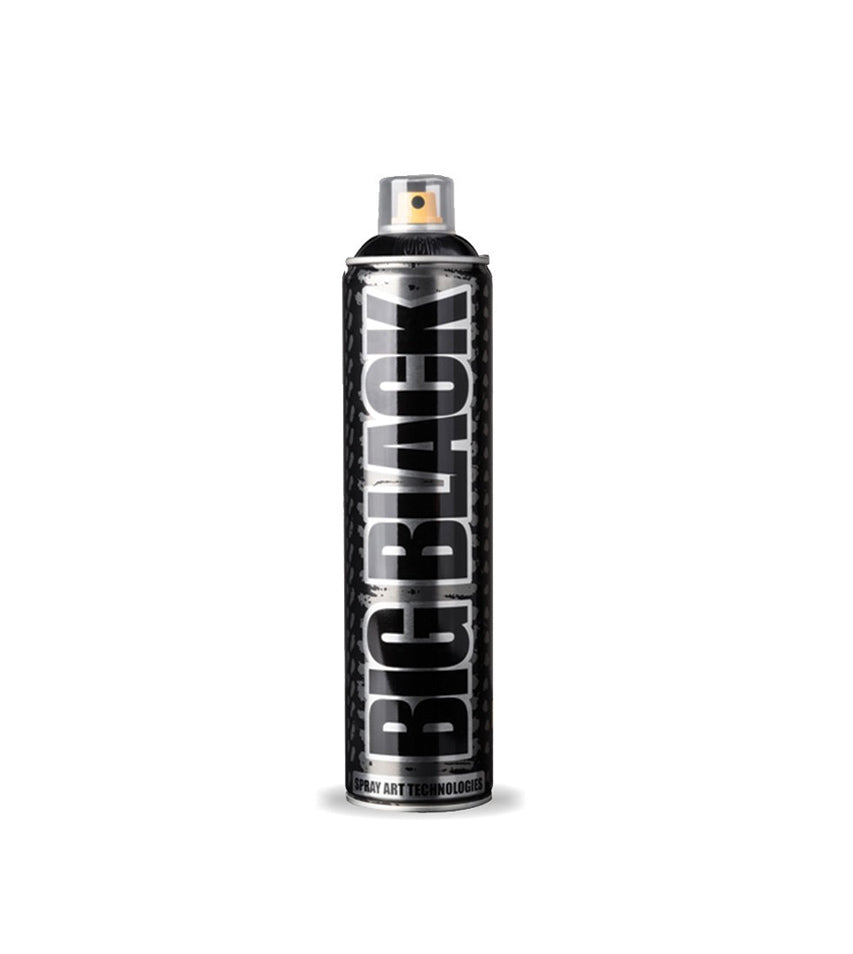 KOBRA Big Black 600ml