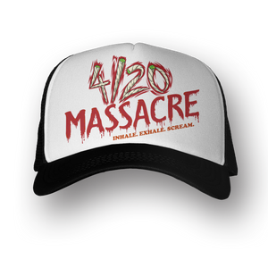 4/20 MASSACRE BLACK HAT