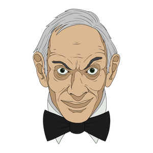 Herschell Gordon Lewis Pin