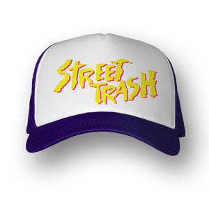 STREET TRASH PURPLE HAT