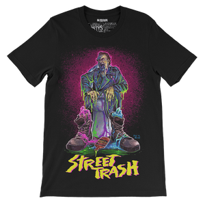 """PAULIE"" STREET TRASH SHIRT"