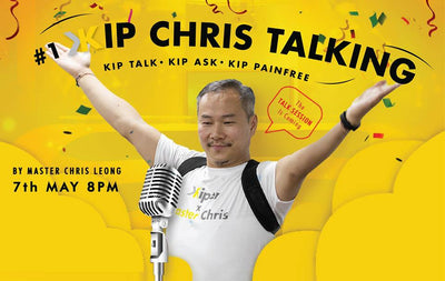 KIP Chris Talking #1 Chris Leong 跟你说如何--不痛!